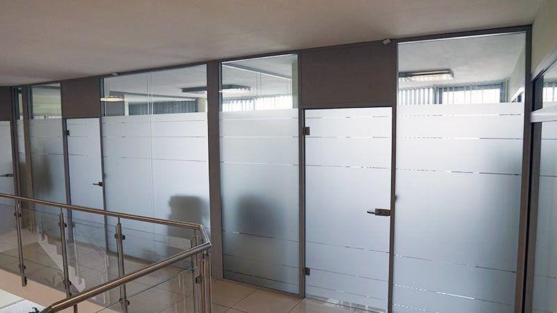 biurowe ścianki działowe
