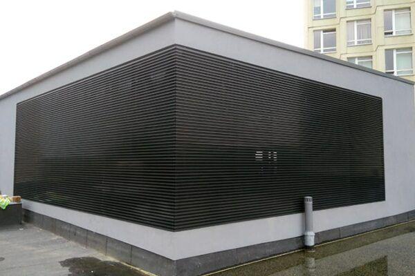 żaluzje fasadowe Poznań