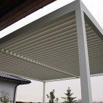 Pergole Ogrodowe - Poznań - Konstrukcje aluminiowe